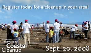 Clean Up Your Beach