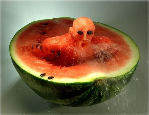 Watermelon Respect to Phelps