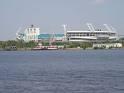 The Jacksonville Jaguar Stadium