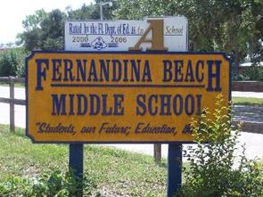 Fernandina Beach Middle School Fall Barbecue