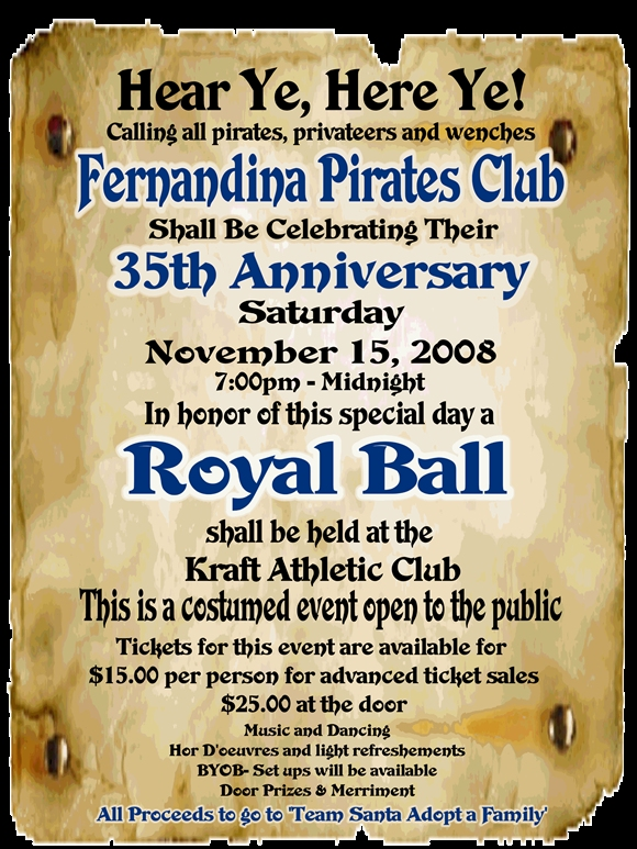 Fernandina Pirate Club