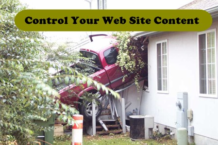 control-your-web-site-content