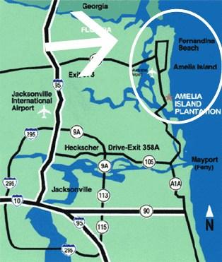 Fernandina Beach Weather Report