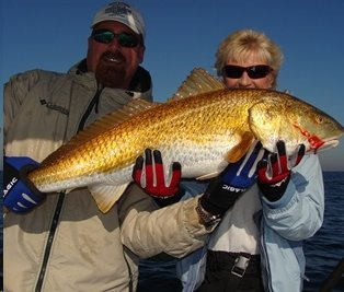 Trophy Redfish
