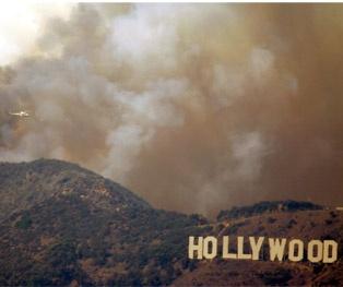 Hollywood Burning