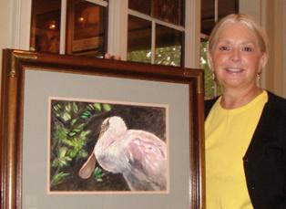 Amelia Island Artist, Loraine King