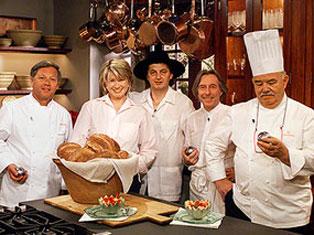 Martha Stewart Loves Petanque
