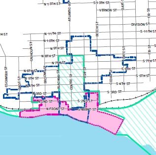 Fernandina Beach Adds Interactive Map Tool