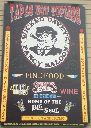 Wicked Davey's Fernandina Beach