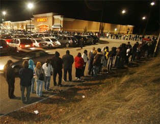 Black Friday Insanity?
