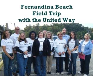 Fernandina Beach Department Ambassadors