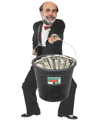 Ben Shalom Bernanke, the Money Man