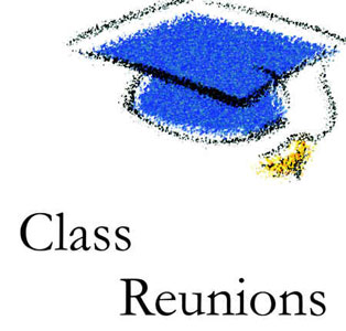 Class Reunions are Markers in Time