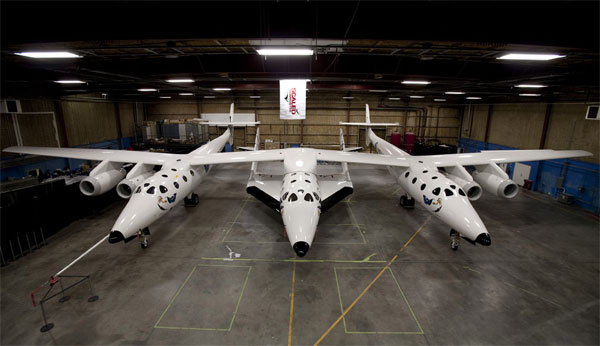 Visionary Employment Opportunities; Virgin Galactic