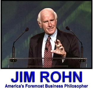 Jim Rohn, the Master of Self Improvement