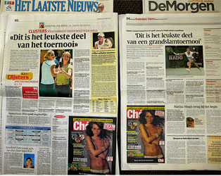 The Latest News from Belgium; there are a lot of rich people