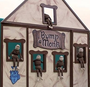 Bump a Monk
