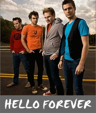 Christian Rock Band Hello Forever Q and A