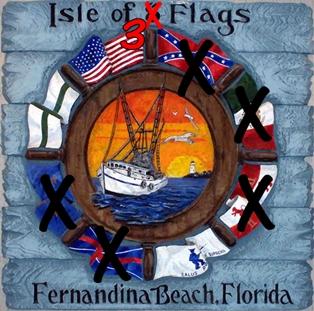 Isle of Three Flags
