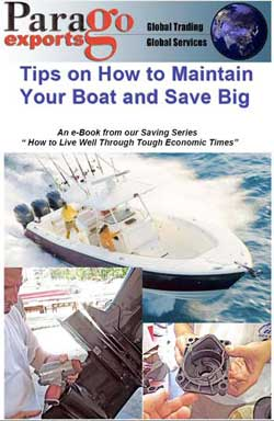 Marine Maintenance Savings Book