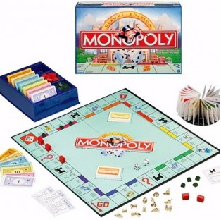 MONOPOLY Board Game Goes on Sale