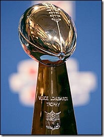 New Orleans Wins the Vince Lombardi Trophy