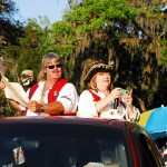 Pirate Parade 2010 Amelia Island Shrimp festival