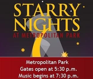 Starry Nights at Met Park