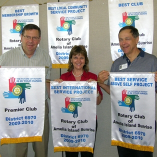 Rotary Sunrise Awards