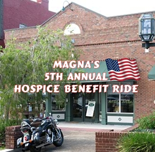 Magna Hospice Benefit Ride