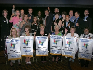Sunrise Rotary Awards