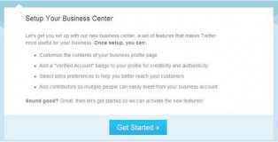 Twitter Business center in testing