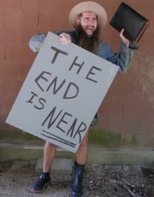 2012 Doomsday The End is Near