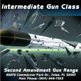Intermediate Pistol Classes Now Available