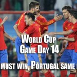 World Cup Soccer Game Day 15 - Preview