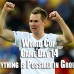 World Cup Soccer Game day 14 - Preview