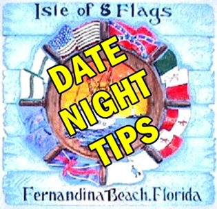 8 Date Night Tips for the Isle of 8 Flags