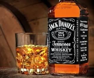 Jack Daniels Fishing Story