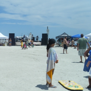 Amelia Island July SunSplash Review