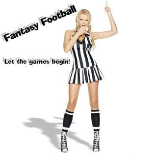 2010 NFL Fantasy Football Predictions Week One