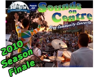 Sounds on Centre Fernandina Beach