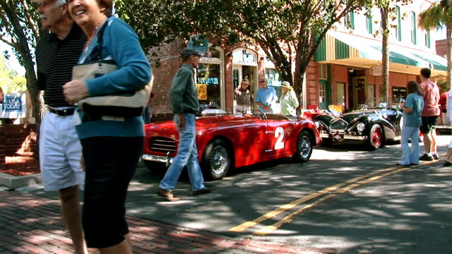 Amelia Cruizers Th Annual Flags Car Show Video - Amelia car show