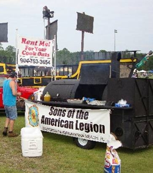 Fish and Shrimp at American Legion Post 54