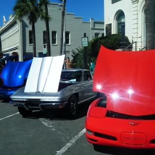 Annual Flags Car Show - Car show flags
