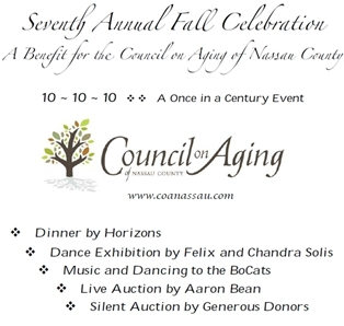 Fall Fund Raiser for Council on Aging