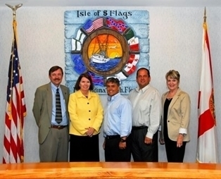 Fernandina City Commissioners