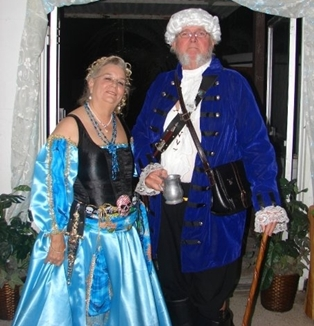 Pirates Club Royal Couple