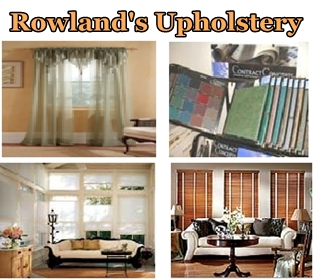 Spotlight on Rowland's Upholstery