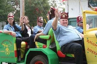 Veteran's Day Parade, Fernandina Beach