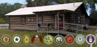 American Legion Post 54 Started Out in a Log Cabin